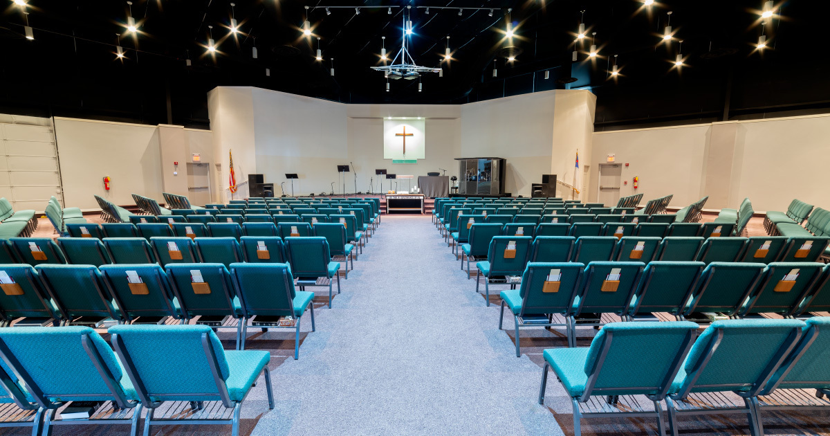 Blog header image for Maximize the Use of Church Space