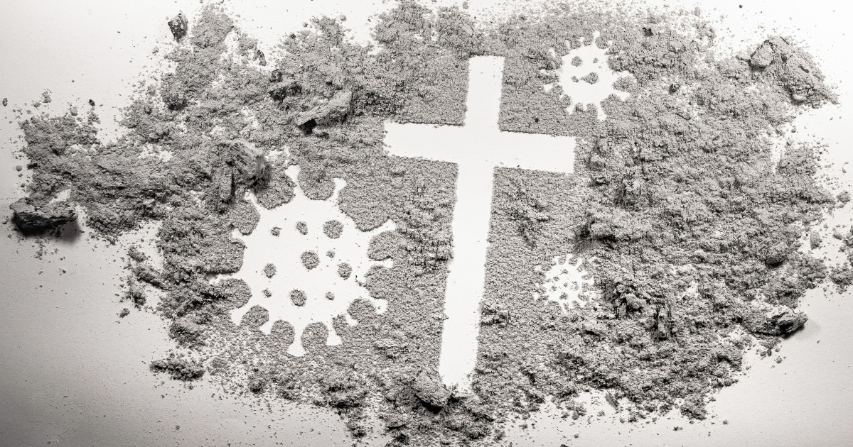 Blog header image for Surprising Link Between Lent and the Pandemic